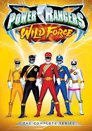 Watch Movie Power Rangers Wild Force - Season 10