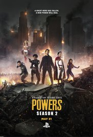 Watch Movie Powers - Season 2