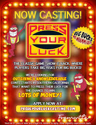 Watch Movie Press Your Luck (2019) - Season 1