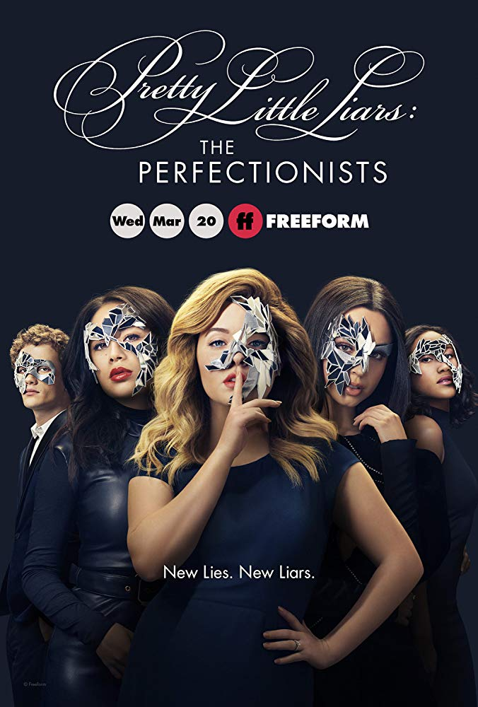 Watch Movie Pretty Little Liars: The Perfectionists - Season 1
