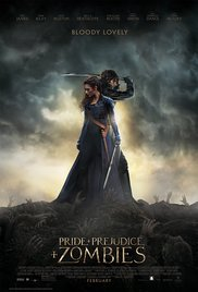 Watch Movie Pride and Prejudice and Zombies