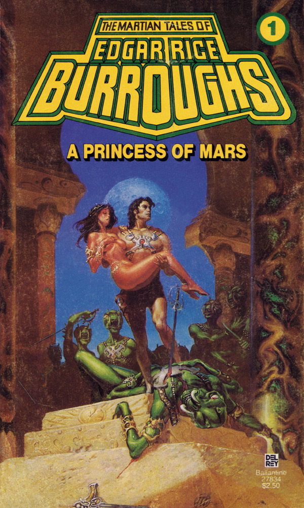 Watch Movie Princess of Mars