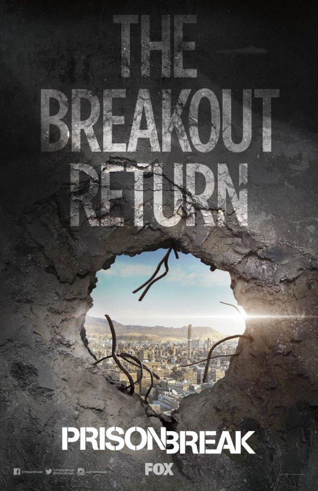 Watch Movie Prison Break - Season 5