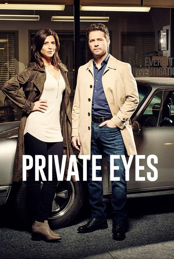 Watch Movie Private Eyes - Season 3