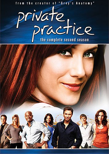 Watch Movie Private Practice - Season 3