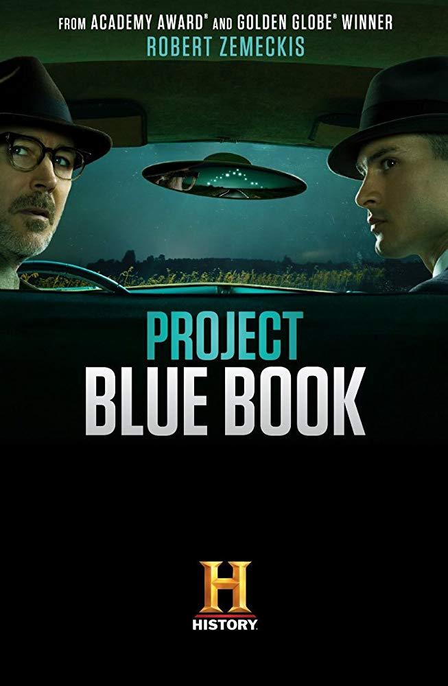 Watch Movie Project Blue Book - Season 1