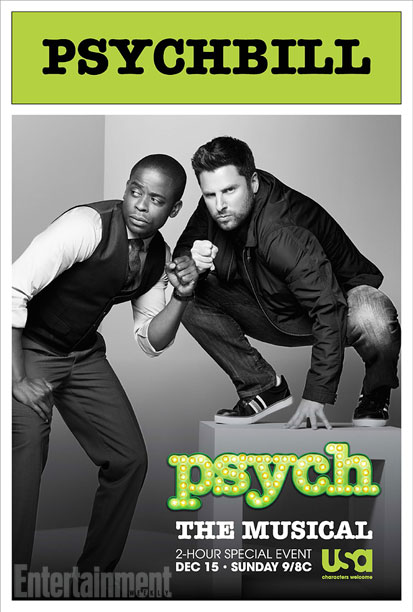 Watch Movie Psych - Season 6