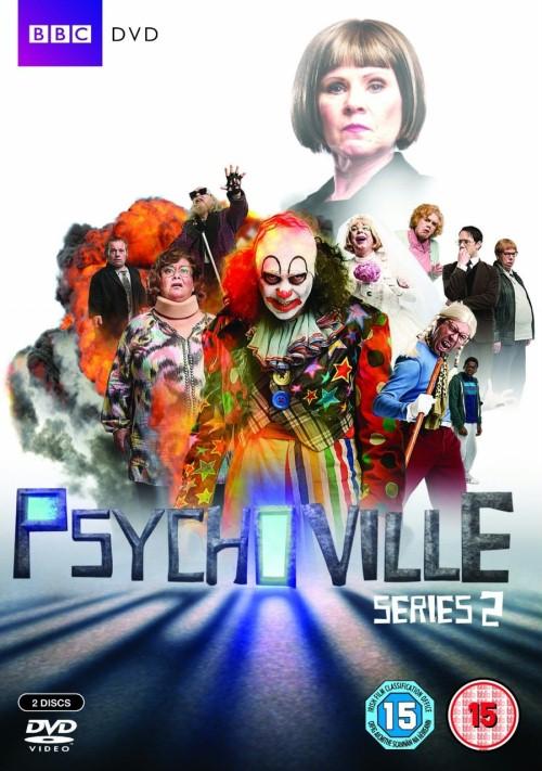Watch Movie Psychoville - Season 2