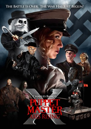 Watch Movie Puppet Master 10: Axis Rising