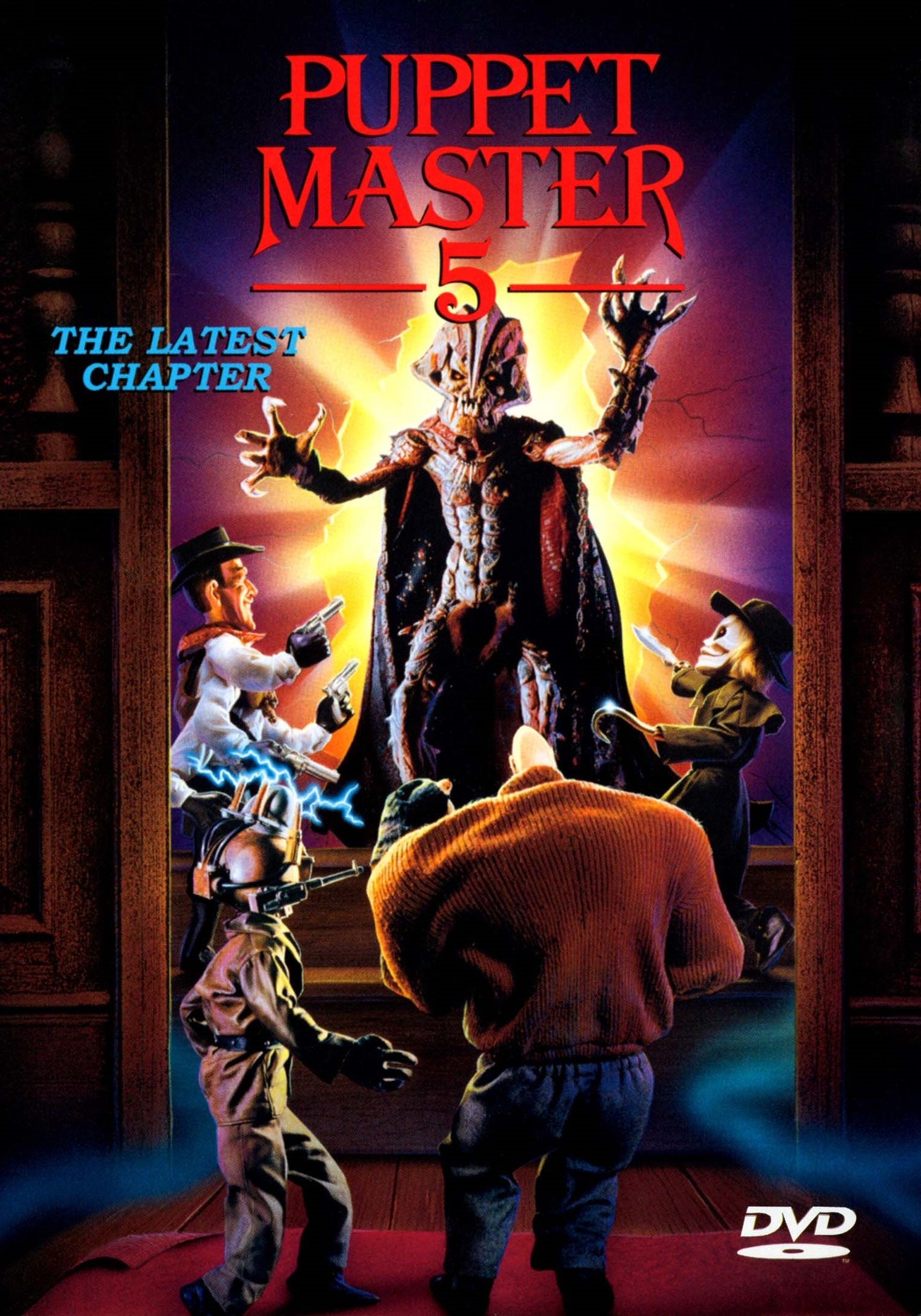 Watch Movie Puppet Master 5: The Final Chapter