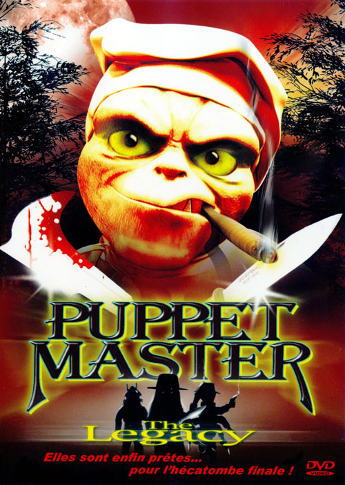 Watch Movie Puppet Master 8: The Legacy