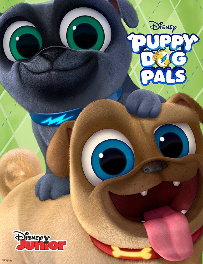 Watch Movie Puppy Dog Pals - Season 2