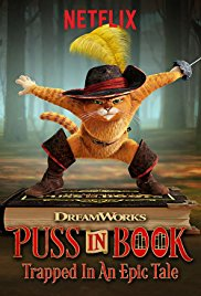 Watch Movie Puss in Book: Trapped in an Epic Tale