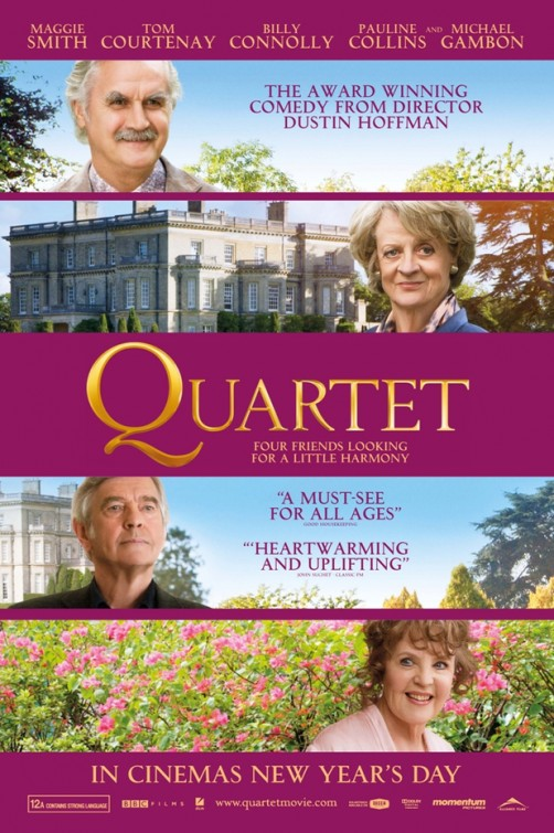 Watch Movie Quartet