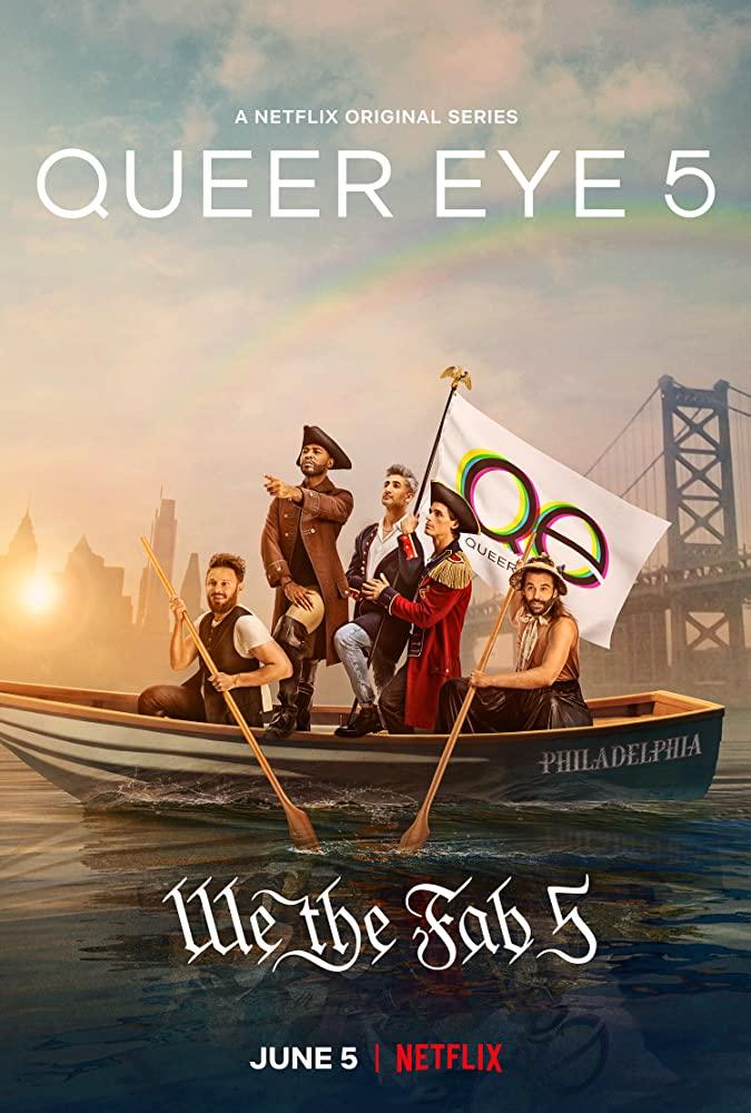 Watch Movie Queer Eye - Season 4