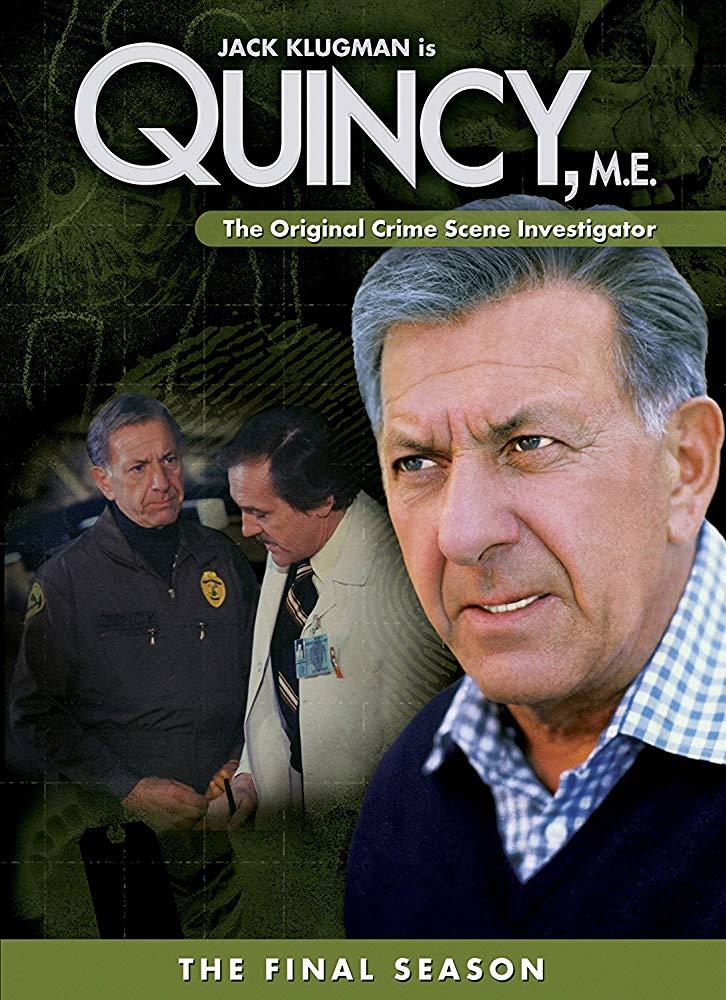 Watch Movie Quincy M.E. - Season 8