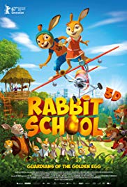 Watch Movie Rabbit School Guardians of the Golden Egg