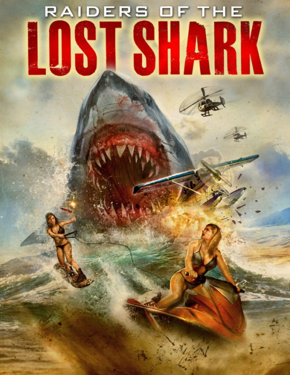 Watch Movie Raiders Of The Lost Shark