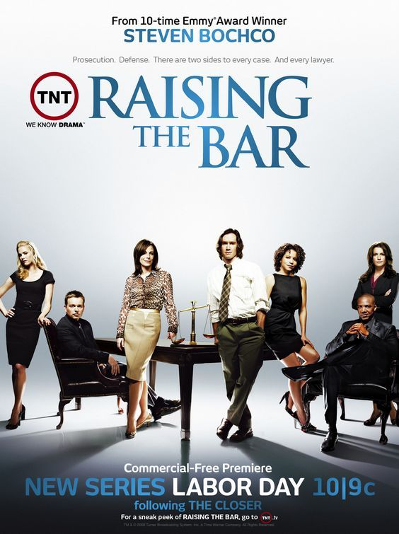 Watch Movie Raising the Bar - Season 1