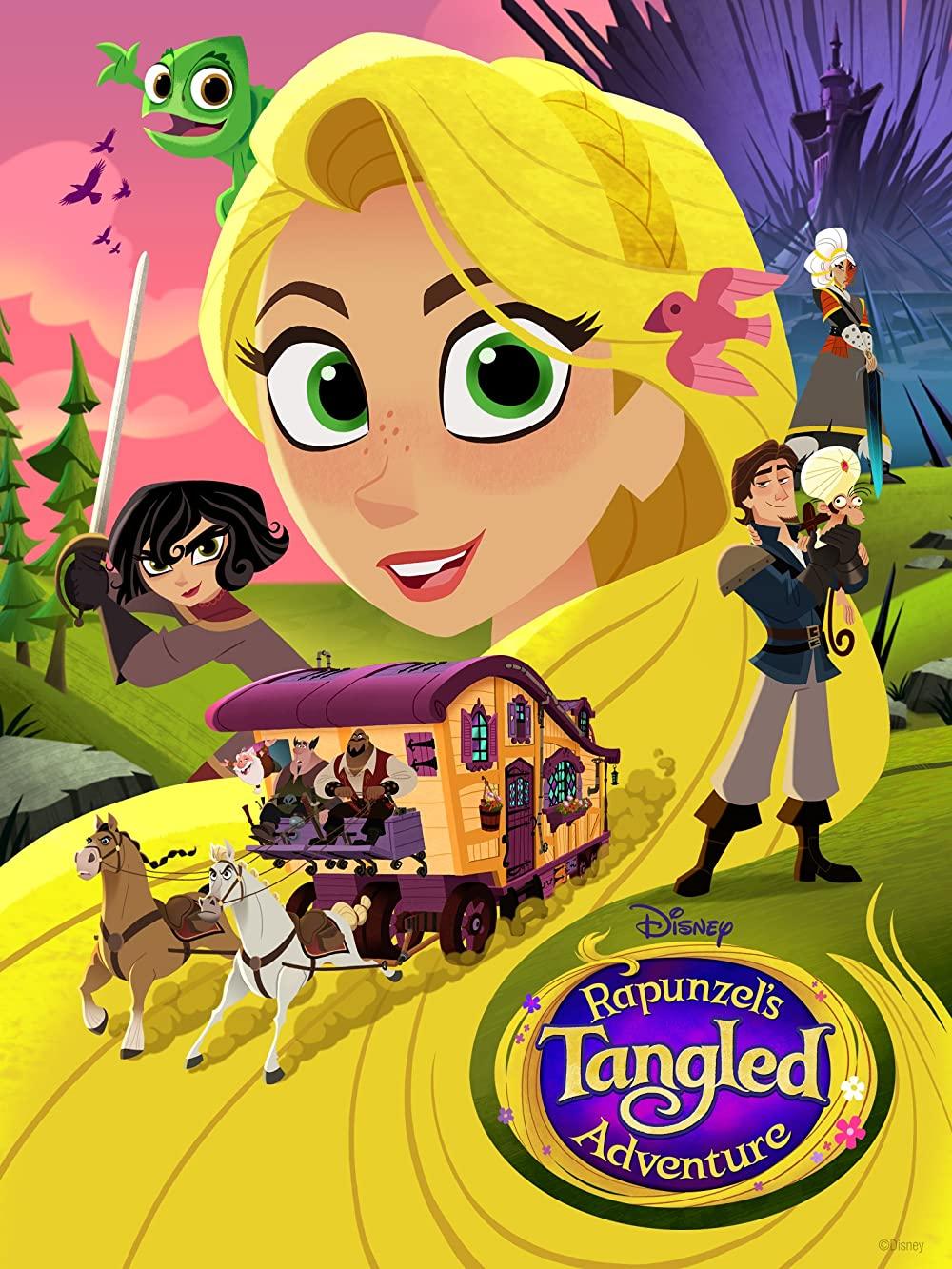 Watch Movie Rapunzel's Tangled Adventure - Season 3