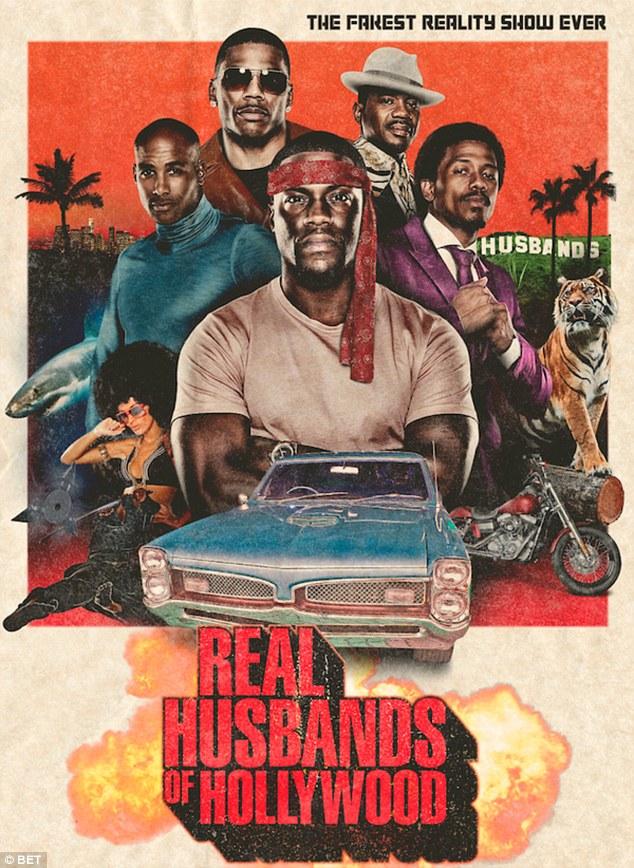 Watch Movie Real Husbands of Hollywood - Season 1