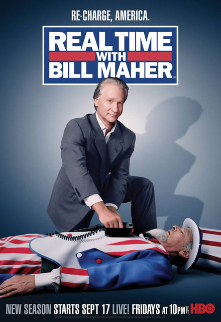 Watch Movie Real Time With Bill Maher - Season 12