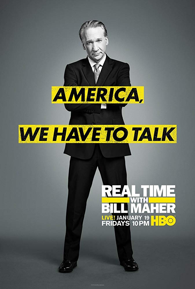 Watch Movie Real Time with Bill Maher - Season 18