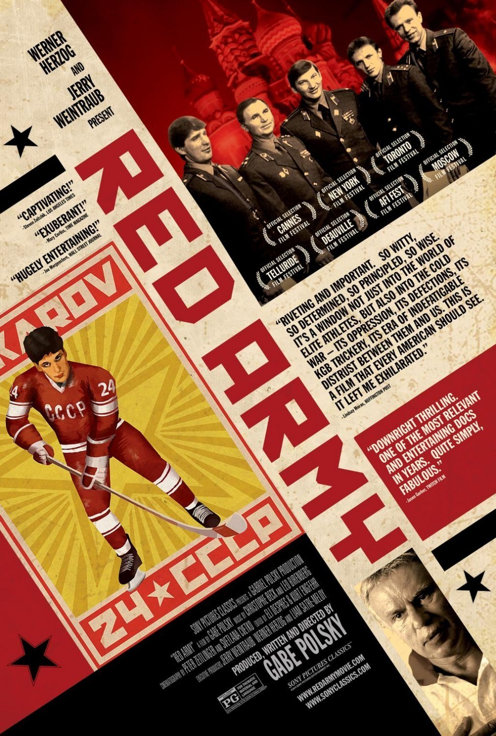 Watch Movie Red Army