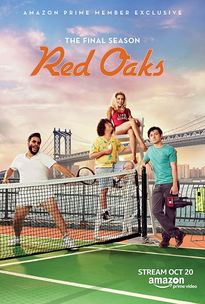 Watch Movie Red Oaks - Season 2
