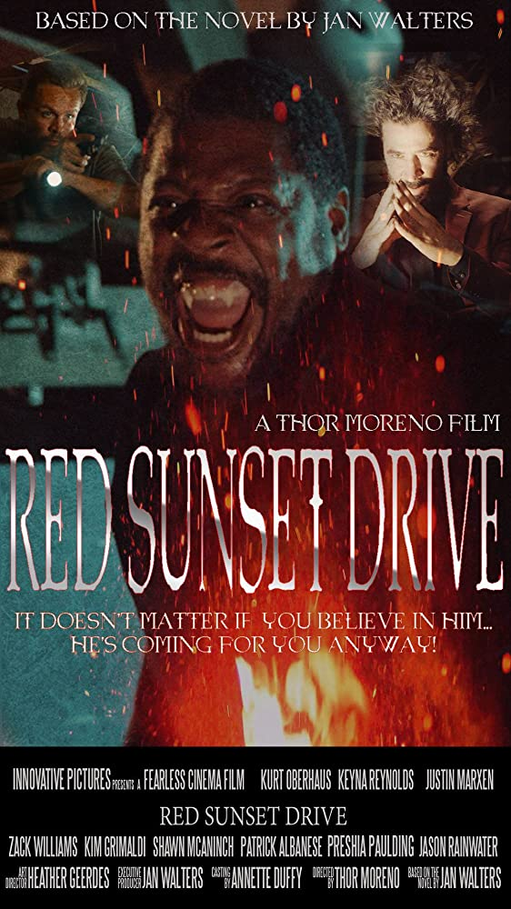 Watch Movie Red Sunset Drive