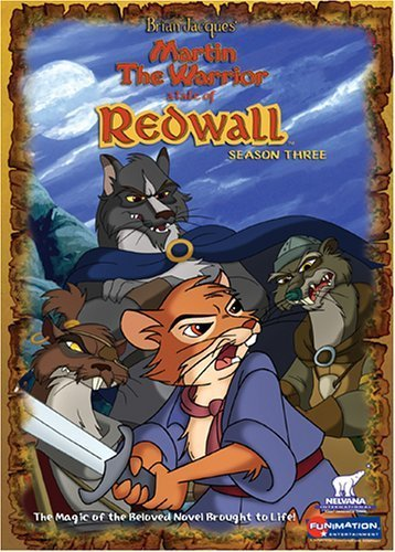 Watch Movie Redwall - Season 3