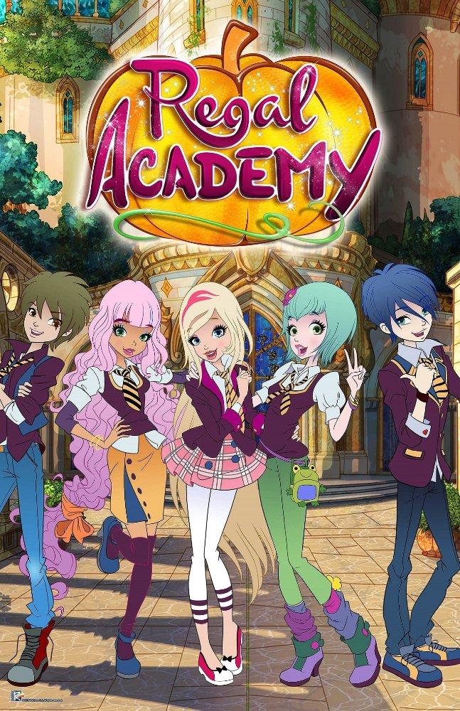 Watch Movie Regal Academy - Season 1