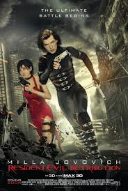 Watch Movie Resident Evil: Retribution
