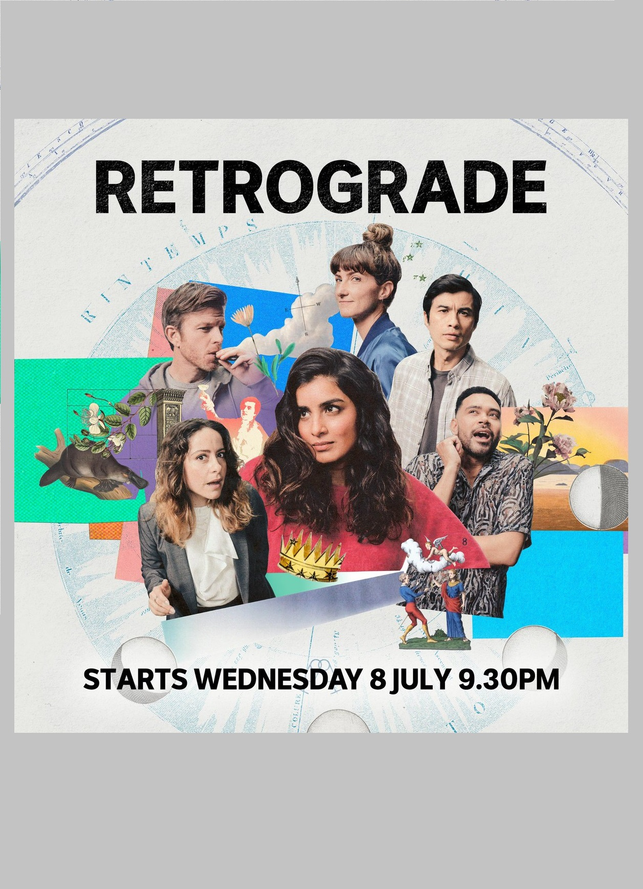 Watch Movie Retrograde - Season 1