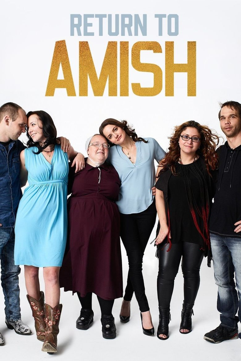 Watch Movie Return To Amish - Season 4
