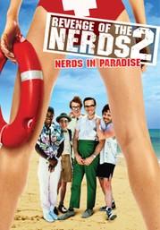 Watch Movie Revenge of the Nerds II: Nerds in Paradise
