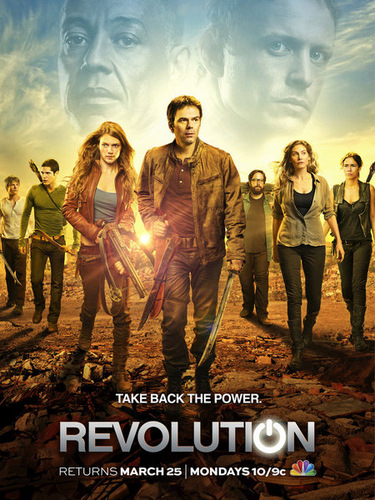 Watch Movie Revolution - Season 2
