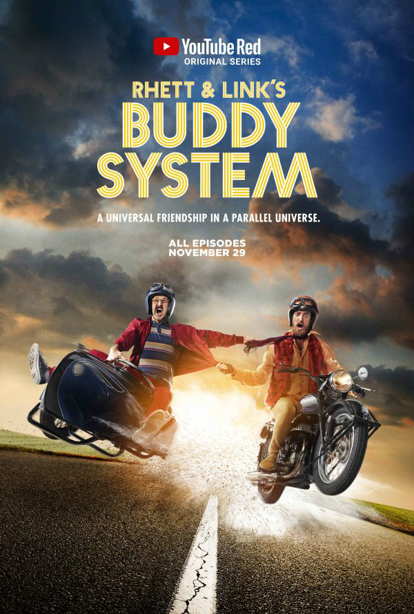 Watch Movie Rhett and Link's Buddy System - Season 2