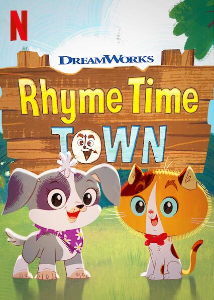 Watch Movie Rhyme Time Town - Season 1