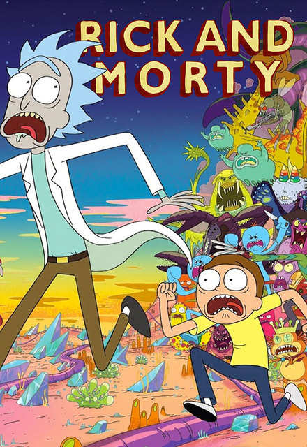 Watch Movie Rick And Morty - Season 1