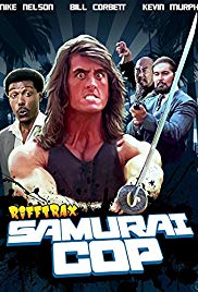 Watch Movie RiffTrax Live: Samurai Cop
