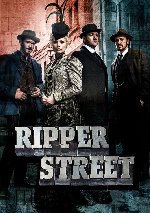 Watch Movie Ripper Street - Season 3