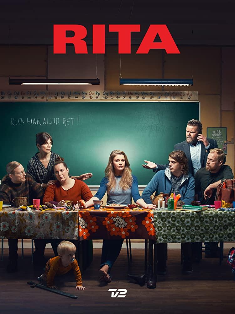 Watch Movie Rita - Season 2