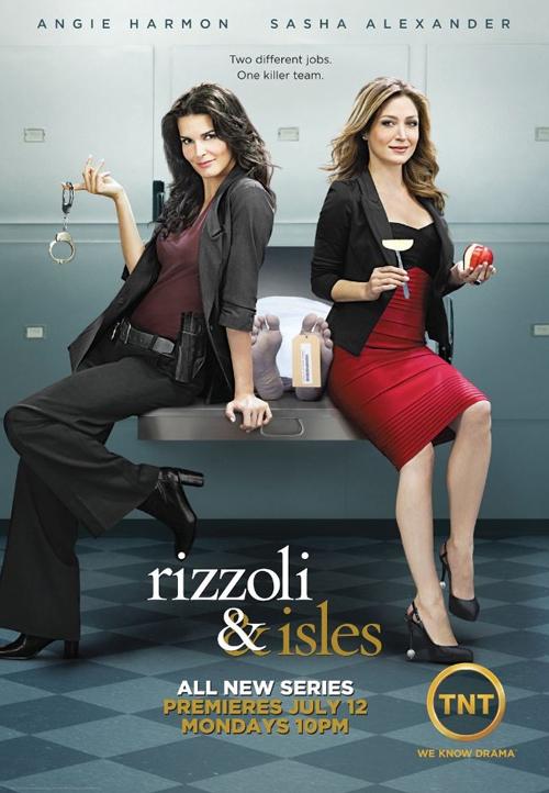 Watch Movie Rizzoli and Isles - Season 1