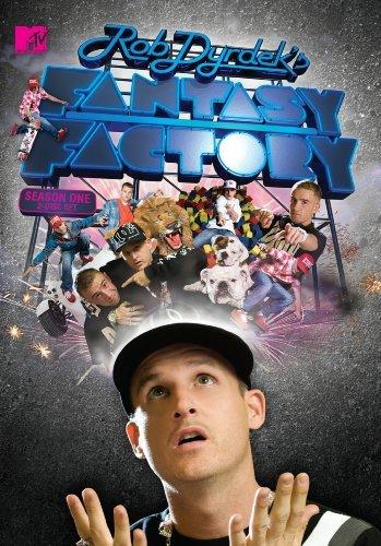 Watch Movie Rob Dyrdek's Fantasy Factory - Season 2