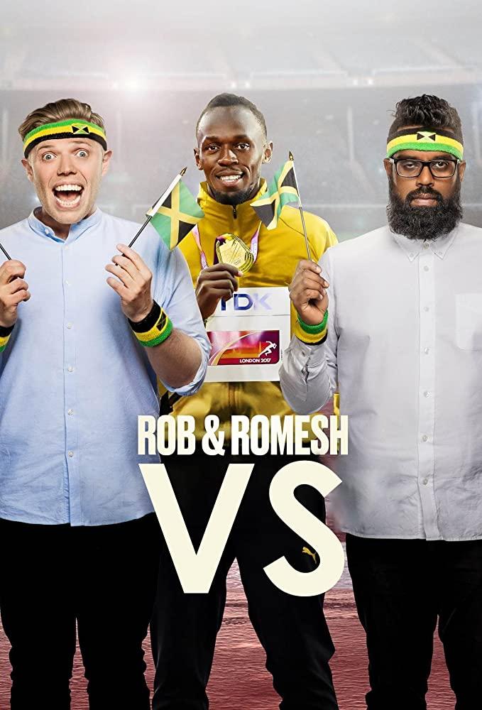 Watch Movie Rob & Romesh Vs - Season 2