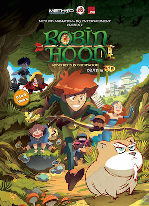 Watch Movie Robin Hood: Mischief in Sherwood - Season 1