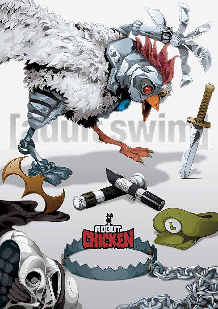 Watch Movie Robot Chicken - Season 11