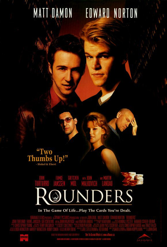Watch Movie Rounders