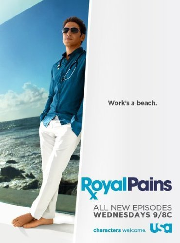 Watch Movie Royal Pains - Season 3